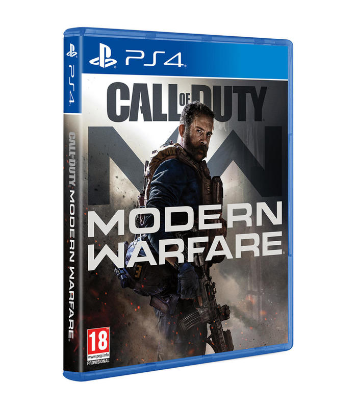 Call Of Duty Modern Warfare Ps4 Playstation 4 Games Activision Spain, S.L. Age 18 +