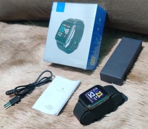 Haylou LS01 Global Version 9 Sport Modes Smart Watch IP68 Waterproof Sleep Management Universal Fashion Bluetooth Smart Band|Smart Watches| |  - AliExpress
