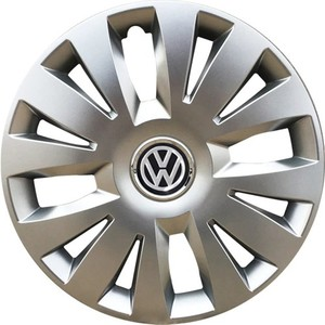 Фольксваген Caddy Небьющийся ABS пластик 15 дюймов крышки колеса 4 шт