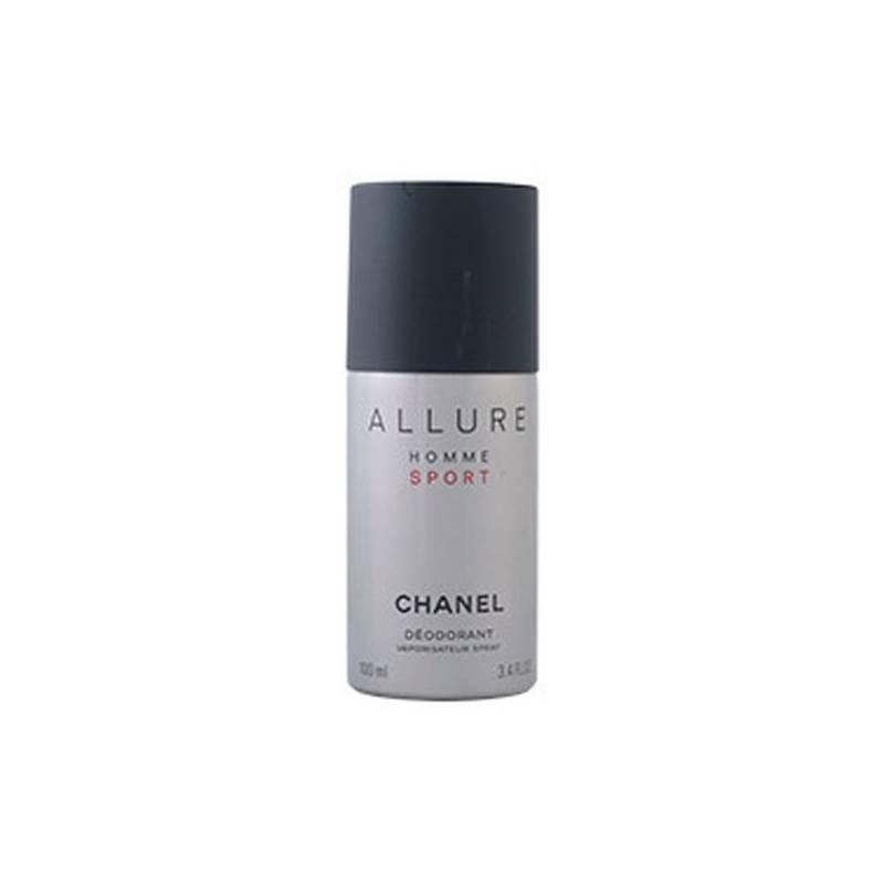 Deodorant Spray Allure Homme Sport Chanel (100 Ml)