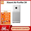 Очиститель воздуха Xiaomi Air Purifier 3H куб с функциями защита от формальдегидов, стерилизация, управление через приложение MIJIA, озонирование, филь...