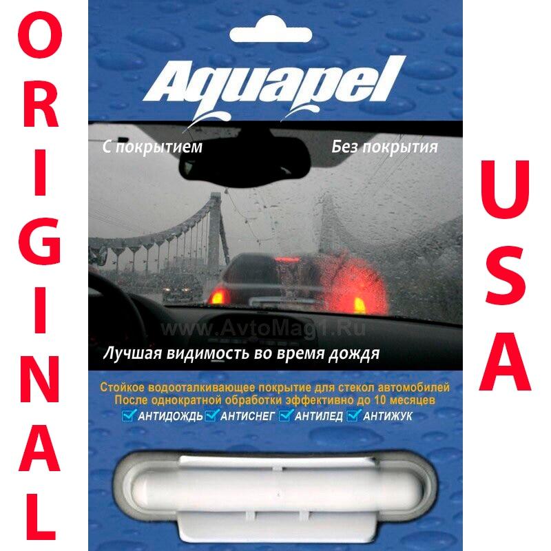 Antirain for glass car aquapel ...