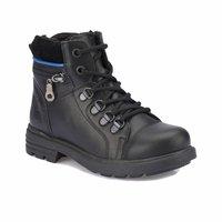 FLO KARDANO Black Male Child Boots KINETIX