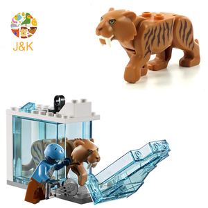Image 5 - CITY 310pcs Arctic Air Transport Compatible  60193 Model Building Block Toy For Children Birthday Gifts