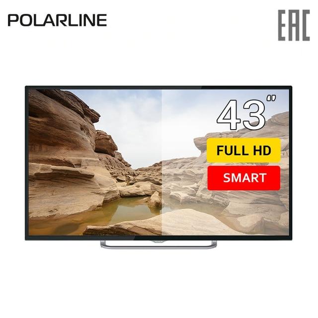 "Телевизор 43"" Polarline 43PL52TC-SM FullHD SmartTV"