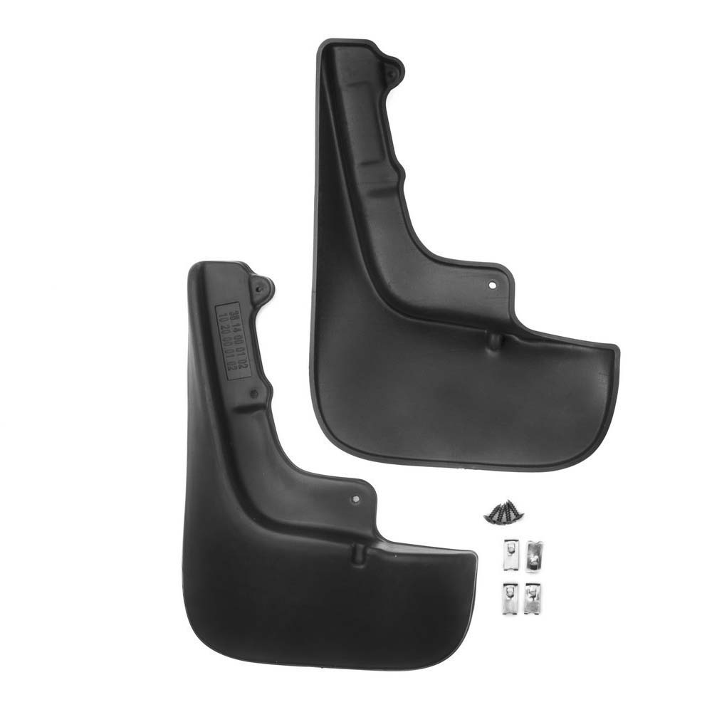 цена на Mud Flaps Splash Guards front for Citroen Jumper 2007->/PEUGEOT Boxer 2006-> (with расшир. арок, YC-to
