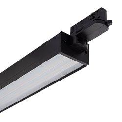 LED Focus Fenit 20W LIFUD czarna szyna trójfazowa 600mm (UGR 19)