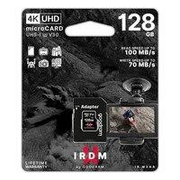 Cartão de memória micro sd com adaptador goodram m3aa