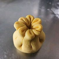 福袋南瓜蜜豆包的做法图解6