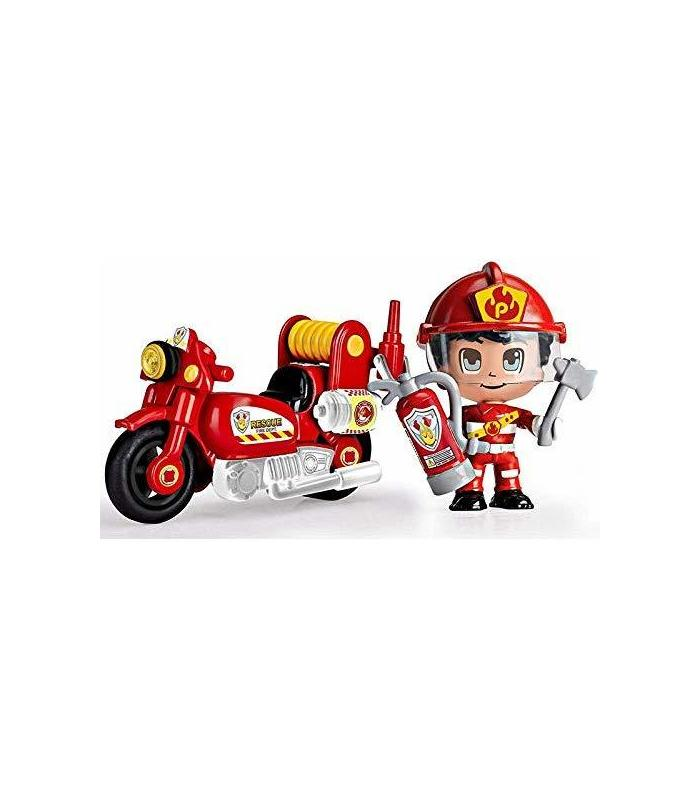 Pinypon Action. Motorbike Fireman Toy Store