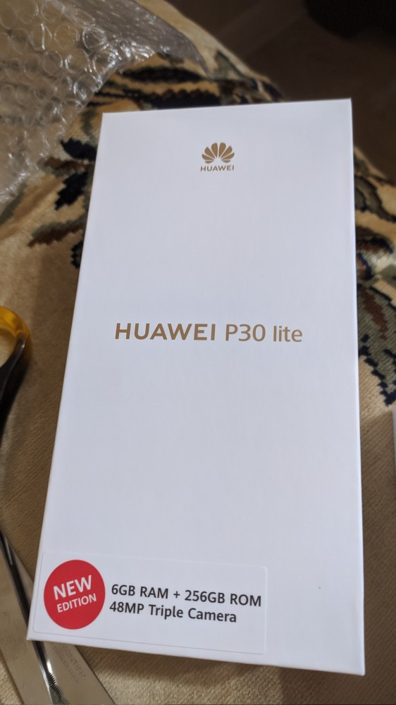 Smartphone Huawei P30 Lite 256 GB new edition [sim any operators, the official warranty] p 30 256GB Cellphones    - AliExpress