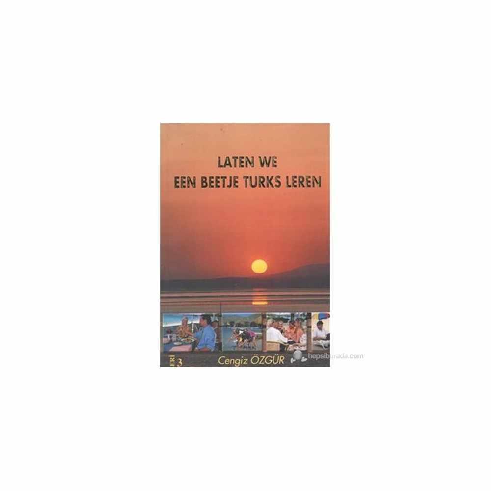 Laten We Enl Beetje Turken Leren-Cengiz Gratis Bookselling