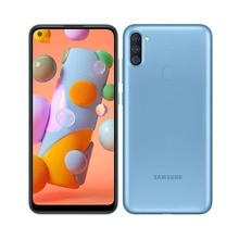 "Samsung Galaxy A11 A115 6.4"" Unlocked Cell Phone 2GB RAM 32GB ROM Camera 13 MP Single SIM Android Smartphone U.S. version"