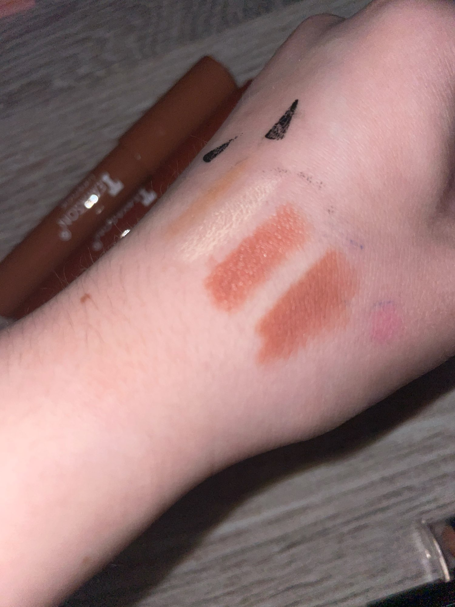 12 Colors Matte Lipstick Lips Waterproof Maquillaje Maquiagem Long Lasting Sexy Non-Stick Cup Make Up Beauty Cosmetics TSLM1 photo review