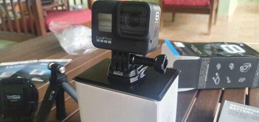 Обзор на экшн-камеру GoPro Hero 8