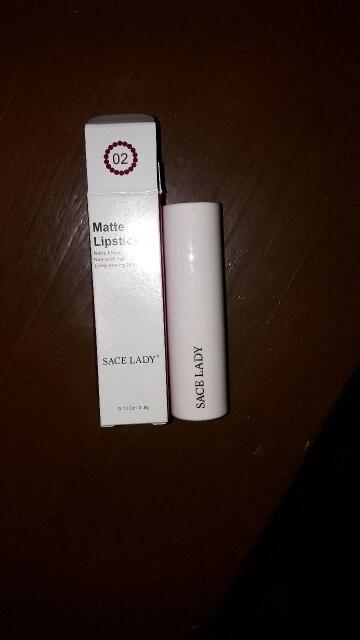 SACE LADY 9 Colors Lips Makeup Waterproof Silky Matte Lipstick Long Lasting Moisture Lipstick Matte Red Lip stick Cosmetic reviews №1 149318