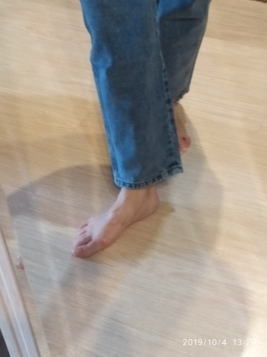 Autumn Winter  Clothes Ladies High Waist Female Boyfriend Jeans With A Tight Waistl Denim Ripped Jean Woman Plus Size photo review