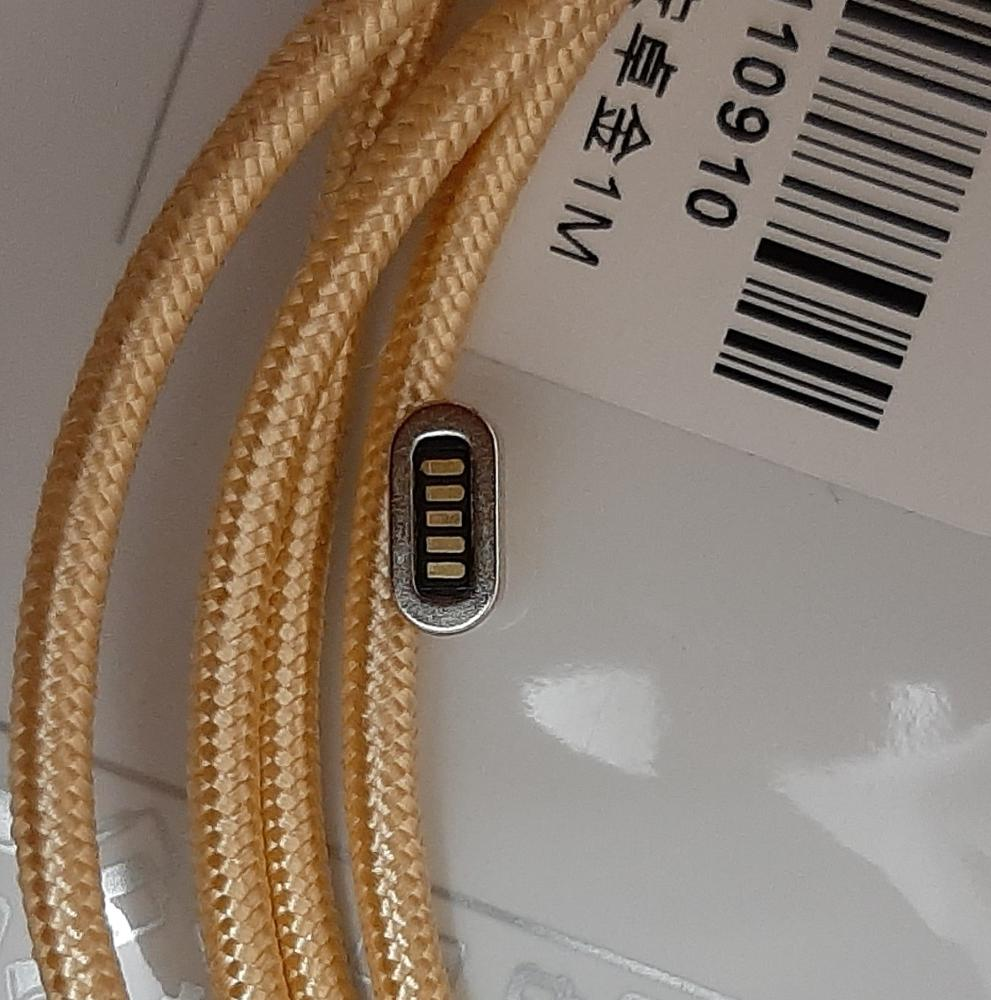 TOPK 1M 2M 2.4A Magnetic Micro USB Cable, Upgraded Nylon Braided LED Indicator USB Charge Cable for Micro USB Phones For Samsung|Mobile Phone Cables| |  - AliExpress