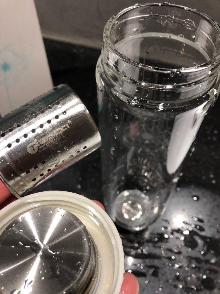 550ml Tea Infusers high temperature resistant glass water bottle glass lemon Creative car gifts tea strainer botella|glass water bottle|water bottleglass lemon - AliExpress