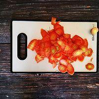 """#美食说出""""新年好""""#红红火火的胡萝卜干的做法图解2"""
