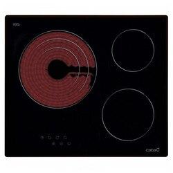 Glass-Ceramic Hob Cata TT 603 60 cm (3 Cooking areas)