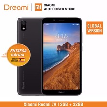 Global Version Xiaomi Redmi 7A 32GB ROM 2GB RAM (Brand New and Sealed) 7a 32gb Smartphone Mobile
