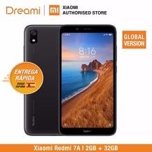 Глобальная версия Xiaomi Redmi 7A 32 ГБ rom 2 ГБ ram (абсолютно новая и герметичная) 7a 32 ГБ Мобильный смартфон, телефон, смартфон