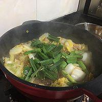 猪肉白菜炖粉丝,马克西姆不粘锅的做法图解7