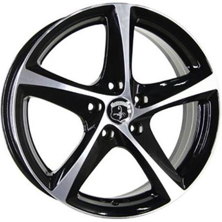 RIM 5 5X14 Inter Action TORNADO BLACKPO WP 919 4X100 ET 42|Tire Accessories| |  - title=