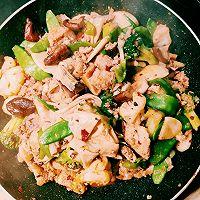 懒人干锅巴沙鱼(8人份比吃火锅还开心的健康菜)的做法图解14