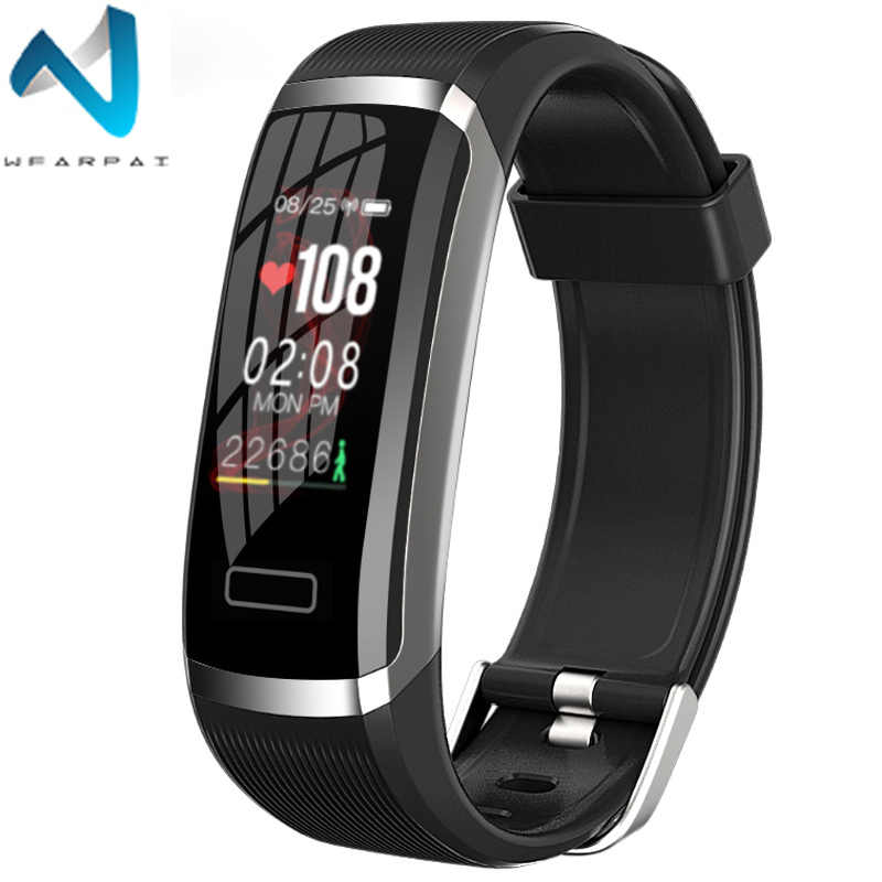 Wearpai GT101 Smart Watch Men Sport Heart Rate Monitor  Blood Pressure Sedentary Reminder Fitness Tracker Watches For Xiaomi IOS
