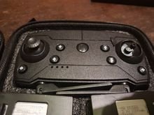 It's like the description. Delivery just over a month. The damaged remote control came, th