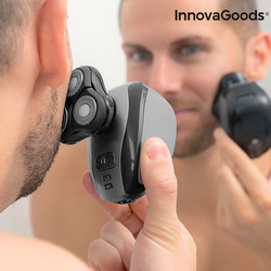 5 in 1 Rechargeable Ergonomic Multifunction Shaver Shavestyler InnovaGoods