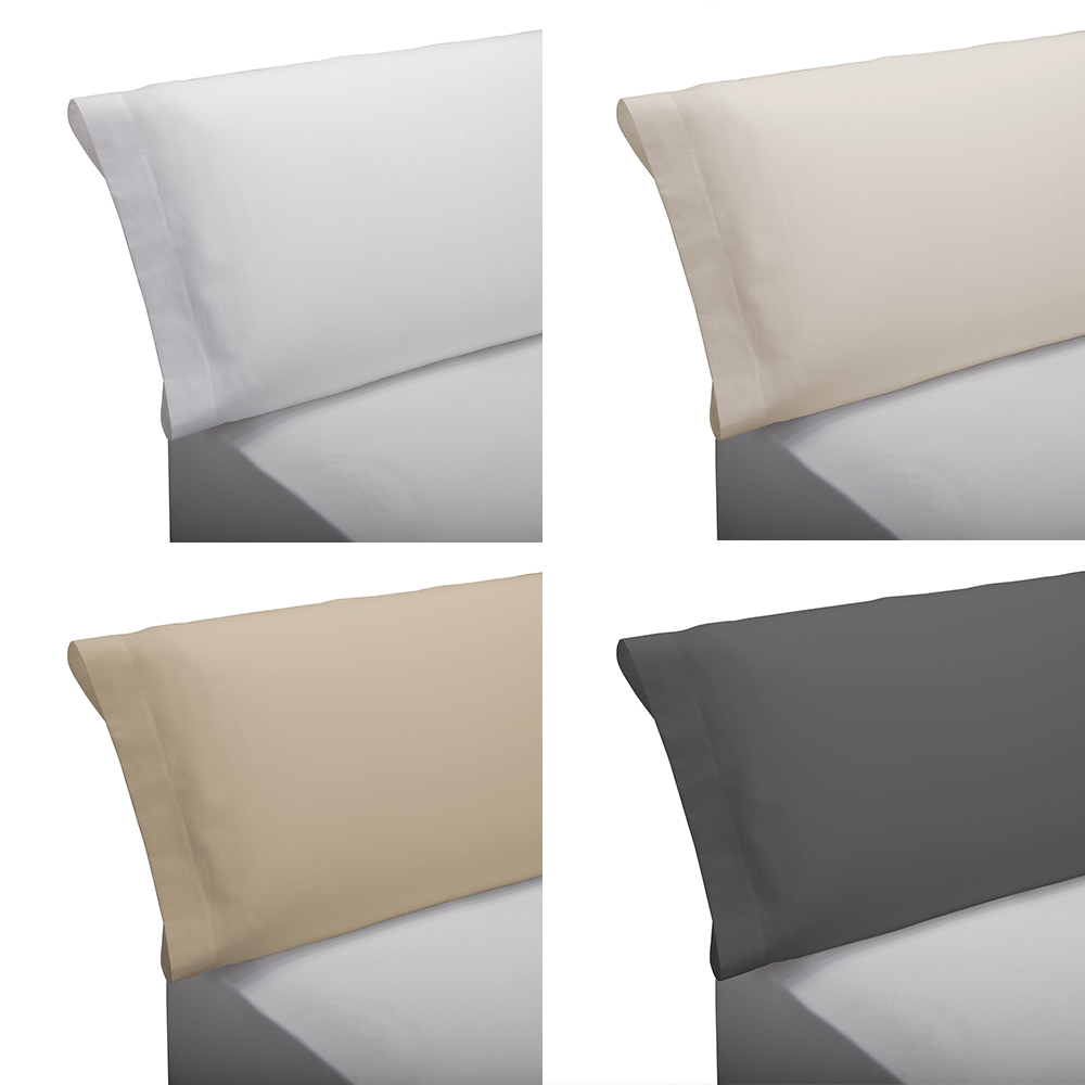 Pikolin Home cushion pillowcase 100 cotton Available in various colors