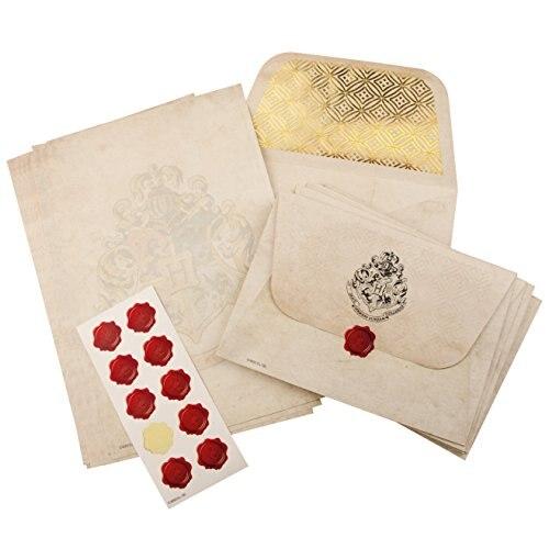 Paladone набор для письма Гарри Поттер письмо из Хогвартса|Волшебные фокусы| | АлиЭкспресс