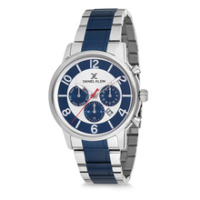 Daniel Klein DK012383U-05 Men Wristwatch Clock cheap 3Bar Fashion Casual