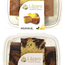 Lazarus Pack Assorted openwork biscuits, 1 you 350G drunk lemon biscuit and 1 you drunk marbled biscuit 350 Gr 600 g