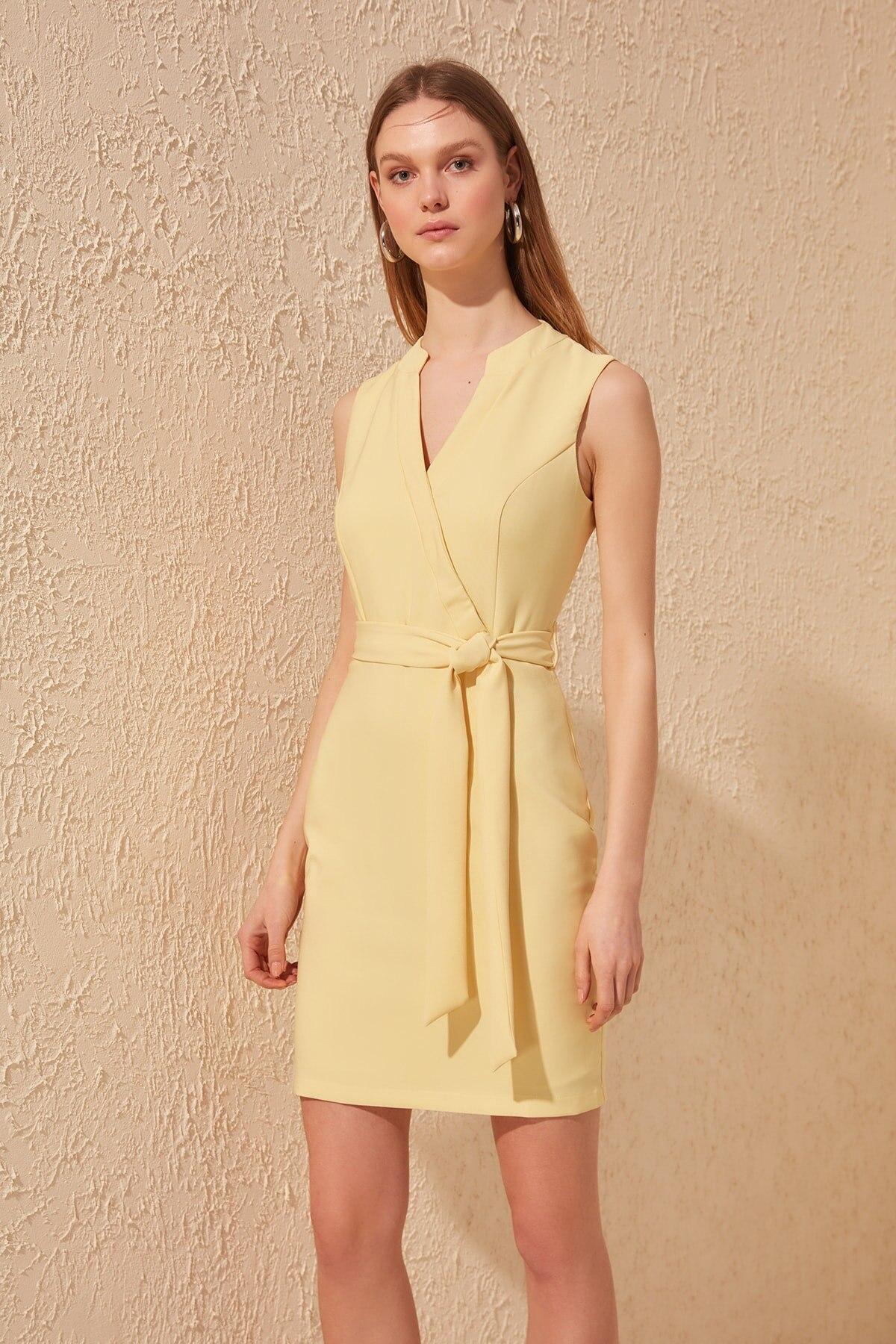 Trendyol Gusset Dress TWOSS20EL0270
