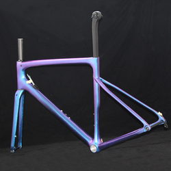 rims brake road bike carbon frame taiwan disk carbon road bike frame disc brake carbon road bicycle frame