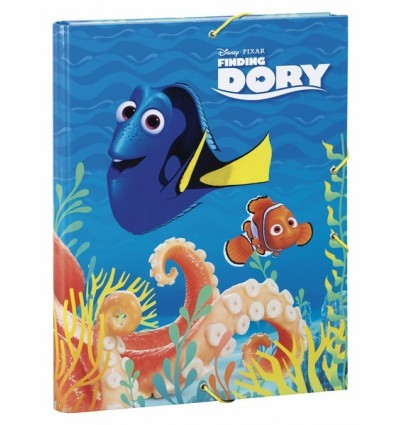 FOLDER FOLIO 3 LAPELS FINDING DORY