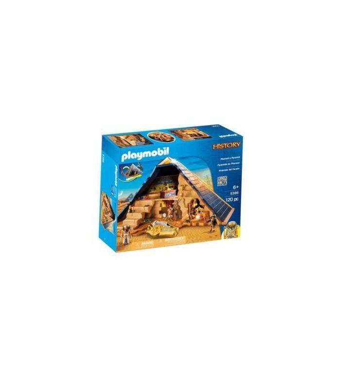 Playmobil 5386 Pyramid Of Pharaoh Toy Store