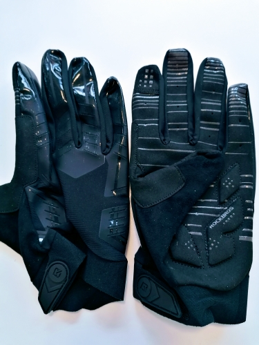 Breathable Wicking Men's Cycling Full-Finger Gloves photo review