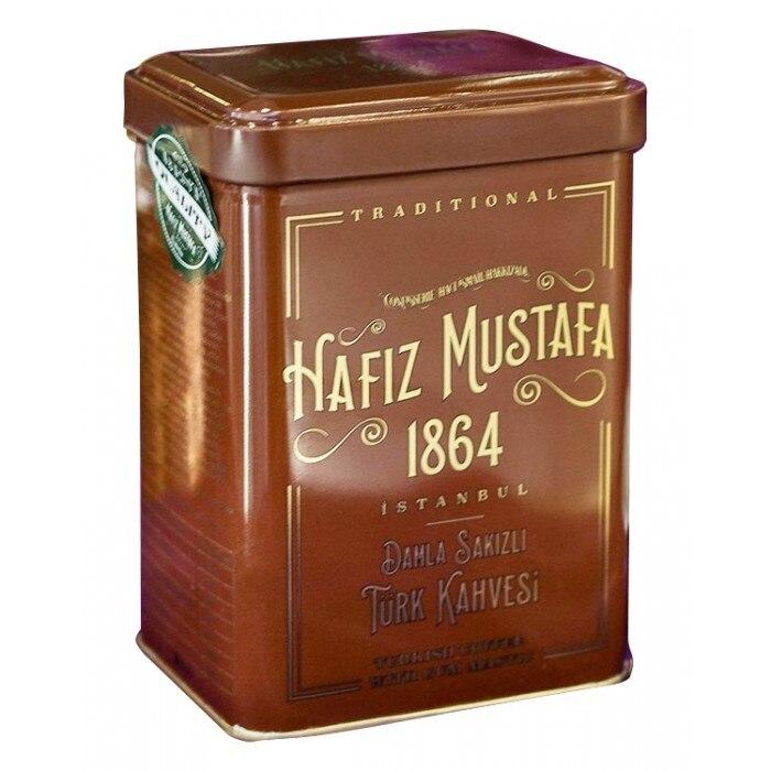 Hafız Mustafa – Gum Mastic Coffee 170 Gr. Dibek Kahvesi