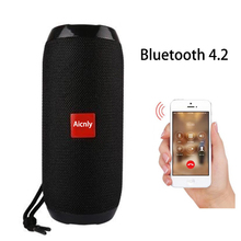 Original Wireless Bluetooth Speaker Portable Stereo High Power 10W System TF FM Radio Waterproof Computer Audio