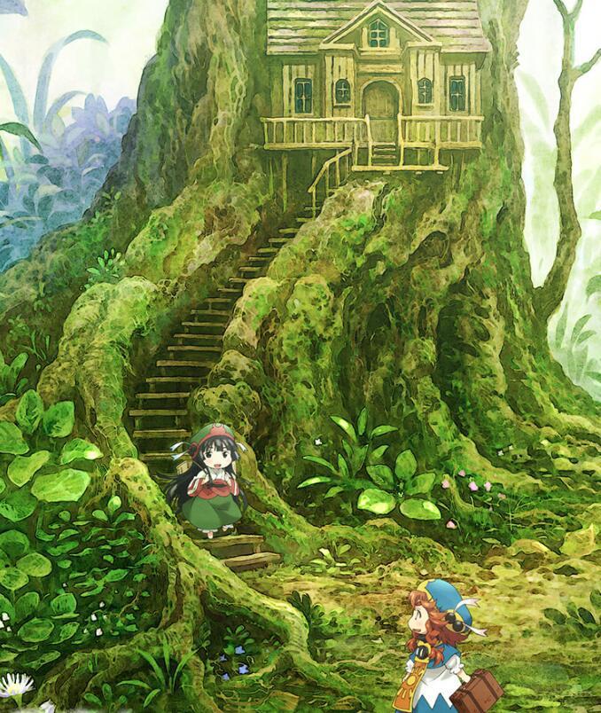 妖精森林的小不点