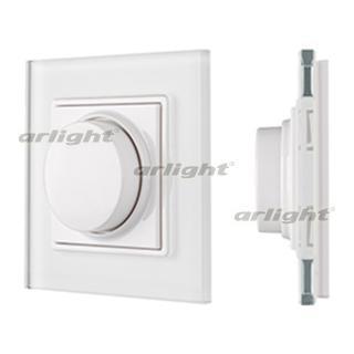 017914 Panel Rotary SR-2835CCT-RF-IN White (3 V, MIX ORDER) Box-1 Pcs ARLIGHT-Управление Light/SR Series LUX/SR Panel ^ 85