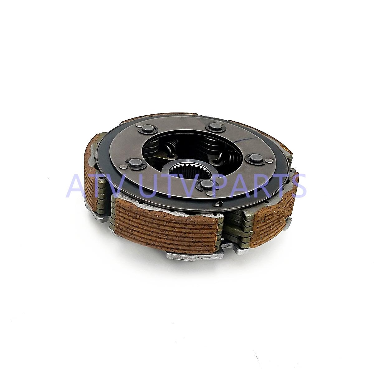 Двигатель Yamah.a (Гризли) 660 wet clucth assy 5KM-16620-00-00