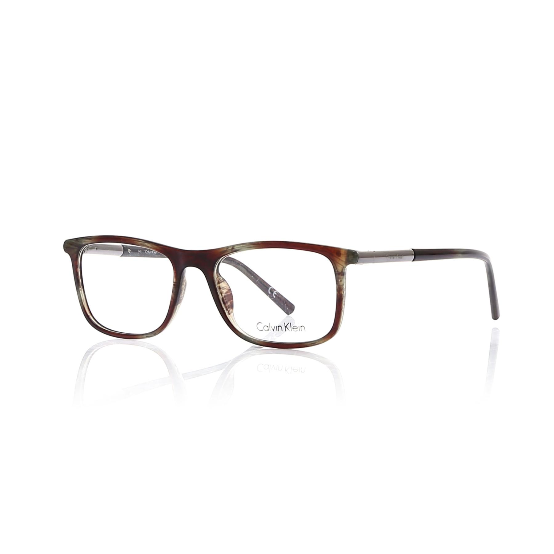 Markamilla Men Reading Glasses Light Black/ Smoked ColoredSquare Frame Demo Glasses Eyewear Transparent High Quality MenCalvin