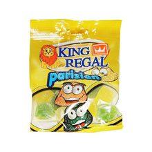 Parisien, Assorted Jelly Beans, teabag 100 gr. King Regal