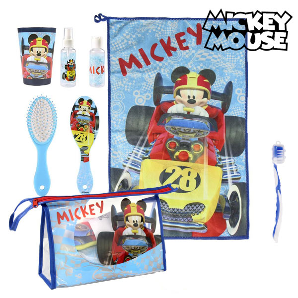Toilet Bag With Accessories Mickey Mouse 8768 (7 Pcs)